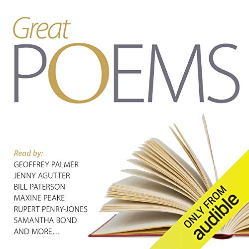 Great Poems  By  cover art