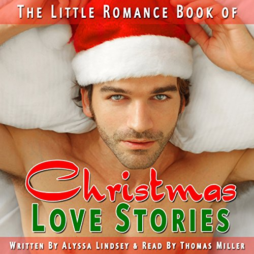 The Little Romance Book of Christmas Love Stories audiobook cover art