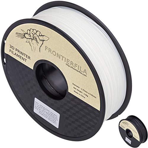 Nylon 1 kg di 1,75 mm Bianco - Filamento stampante 3D - FrontierFila