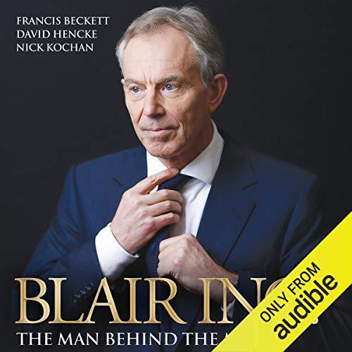 Blair, Inc. audiobook cover art