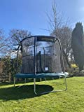 JumpKing® Tyro Trampolin, 2,4 m