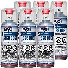 USC Spray Max 2k High Gloss Clearcoat Aerosol (6 PACK)
