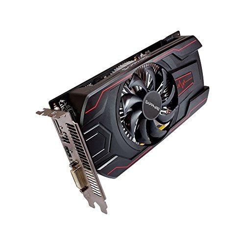 Sapphire 11267-18-20G Radeon RX 560 4GB GDDR5 graphics card - graphics cards (AMD, Radeon RX 560, 5120 x 2880 pixels, 1226 MHz, 2560 x 1600 pixels, 5120 x 2880 pixels)
