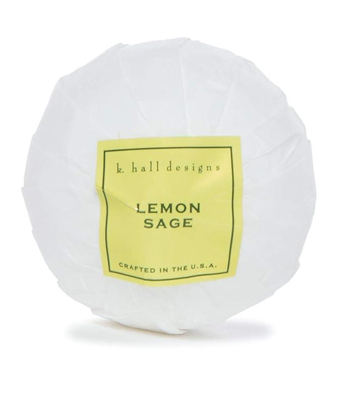 どのくらいの頻度でパースブラックボロウ大きなスケールで見るとk.hall designs/バスボム(入浴剤) レモンセージ