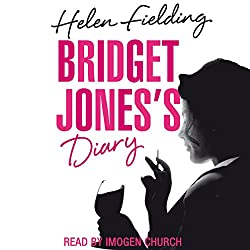 Bridget Jones's Diary by Helen Fielding - Romance Novels To Read