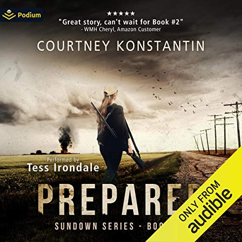 Prepared Audiobook By Courtney Konstantin cover art