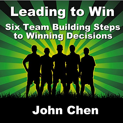 Leading to Win audiobook cover art