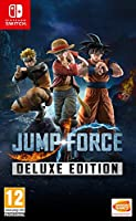mkeety Jump Force: Deluxe Edition (Nintendo Switch)