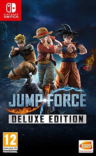 JUMP FORCE Deluxe Edition - Import UK [Importación francesa]