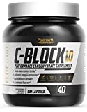 Condemned Labz, C-Block 10, Pre-Workout, Performance Carbohydrate Supplement Powder - 2.2 Lb (1000 g)