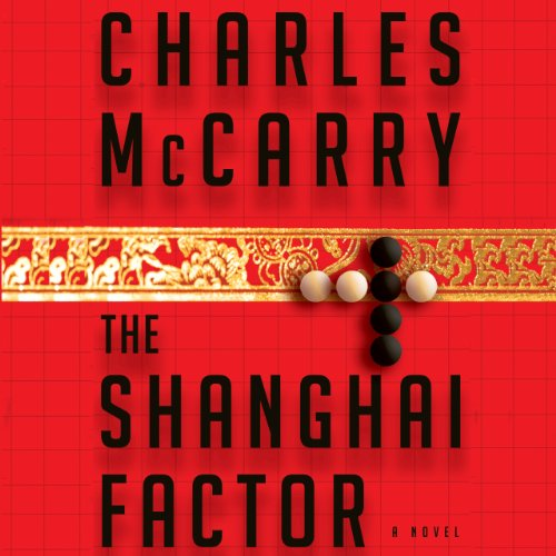 The Shanghai Factor audiobook cover art