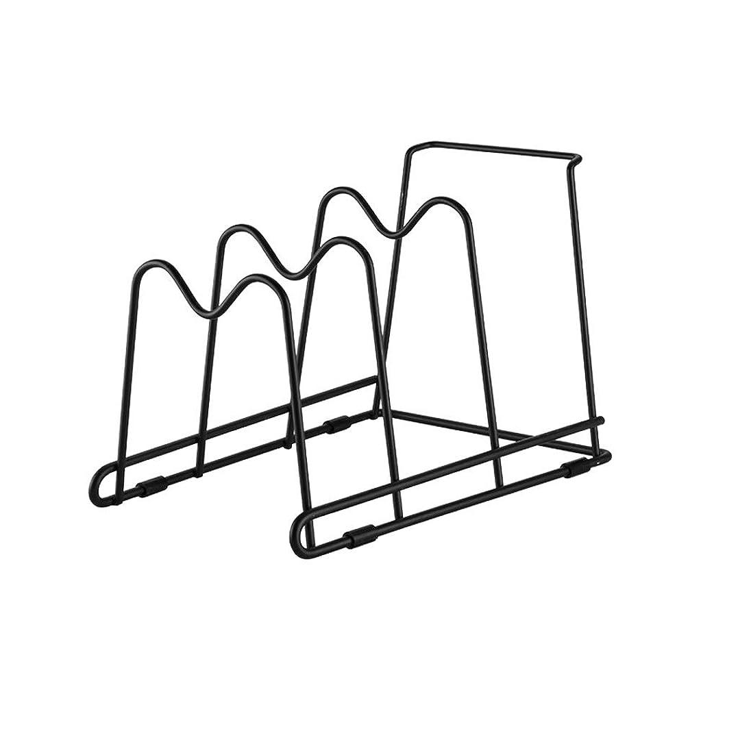 置くためにパックスカートリレーWJGRB 台所用品パンふたラック多機能パンチフリーカッティングボードラック収納ラックドレンラック29.5×20.8cm キッチン棚