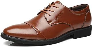 [aemax] ビジネスシューズ メンズ靴 本革 通気快適 長持ち 抗菌 足痛くない 就活 通勤 普段用 紳士靴 オールシーズン ブラック/ブラウン