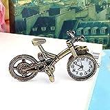 JZLMF Piezas de coche y accesorios reloj llavero interior retro...