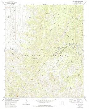 Best mt lemmon map Reviews
