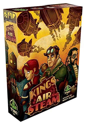 Tasty Minstrel Games TMG01009 - Brettspiele, Kings of Air and Steam