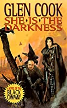 She is the Darkness (Glittering Stone) by Glen Cook (1-Jul-1998) Mass Market Paperback