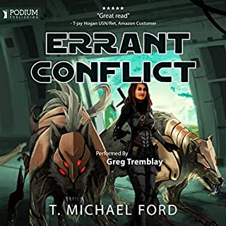 Errant Conflict cover art
