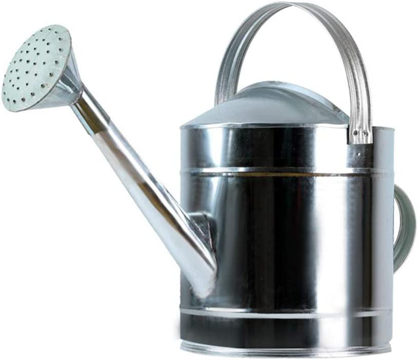35% OFF BFSHY Metal Watering Can Galvanized Sheet Max 50% OFF Capaci Iron Large Make