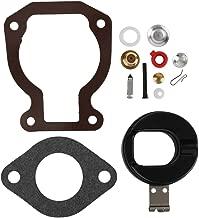 CQYD 398453 Carb Repair Carburetor Rebuild Kit for with Float 4-15 hp Johnson Evinrude 398452 391305 439072 391937