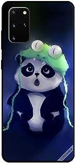 For Samsung S20 Plus Case Cover Panda In Cap