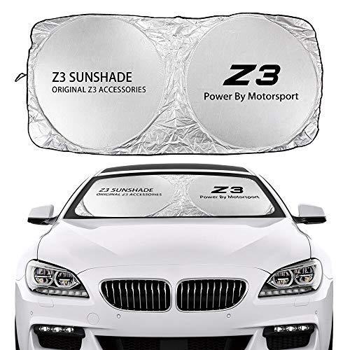 Visera Parasol del Parabrisas Cubierta de Sombra del Sol del Parabrisas del Coche para BMW M1 Homage 40i M2 CS M3 E92 M4 M5 M6 Z1 Z3 Z4 E89 E85 Z8 Accesorios Anti UV Reflector Parasoles