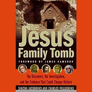 The Jesus Family Tomb audiobook cover art