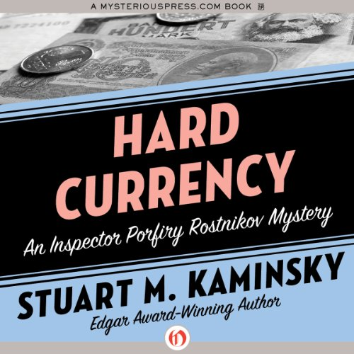 Hard Currency audiobook cover art
