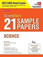 ScoreMore 21 Sample Papers For CBSE Board Exam 2021-22 - Class 10 Science