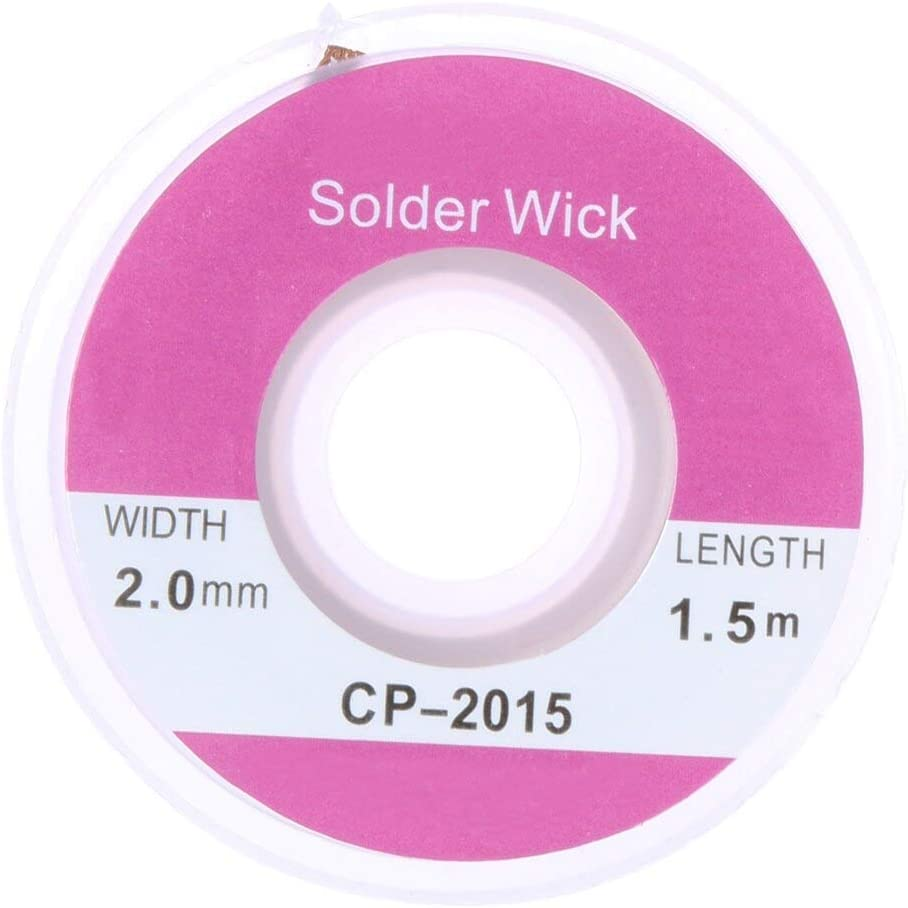 Tool Parts 1 pc Surprise Excellent price 1.5m 5ft Braid Wick Desoldering Remover W Solder