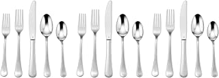 Cuisinart 60-Piece Elite Flatware Set, Service for 12 (Trevoux)(CFE-01-T20)