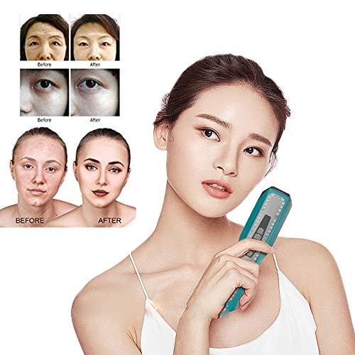 Masajeador De Belleza,eléctrico Fototerapia Frío Calor Abrillantamiento Rejuvenecimiento Antiarrugas Limpieza Profunda Radiofrecuencia...