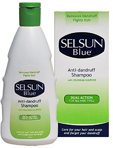 Selsun Blue Anti-Dandruff Replenishing Shampoo - 200ml