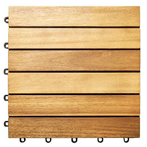 dalles en bois aldi