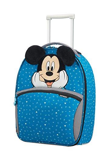 Samsonite Disney Ultimate 2.0 Upright Valigia per Bambini, 49 cm, 24 Liters, Multicolore (Mickey Letters)