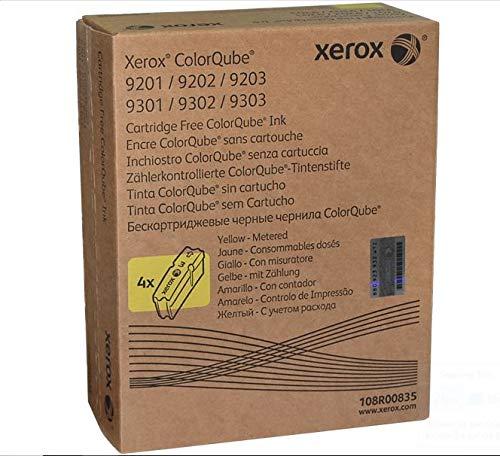 Xerox 108R00835, 4 paquete XER_108R00832 th: tinta sólida/PH cartucho