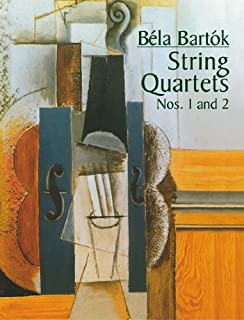 String Quartets Nos 1 and 2