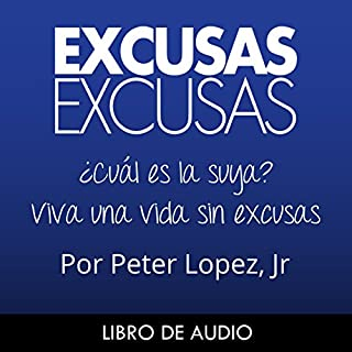 Excusas, Excusas [Spanish Edition] cover art