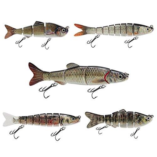 Fishlike -  Wobbler Set aus 5