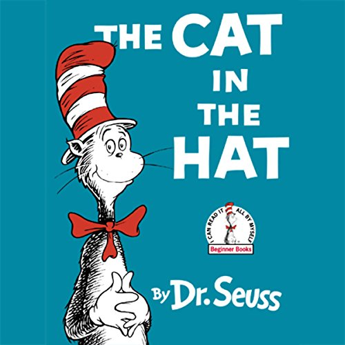The Cat in the Hat audiobook cover art