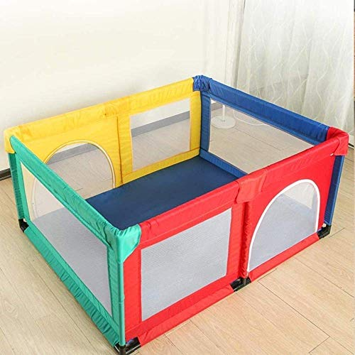 Unknow Baby Playpen Safety Activity Center Aire de Jeux intérieure Baby Fence Safety (Size: 95x120cm)