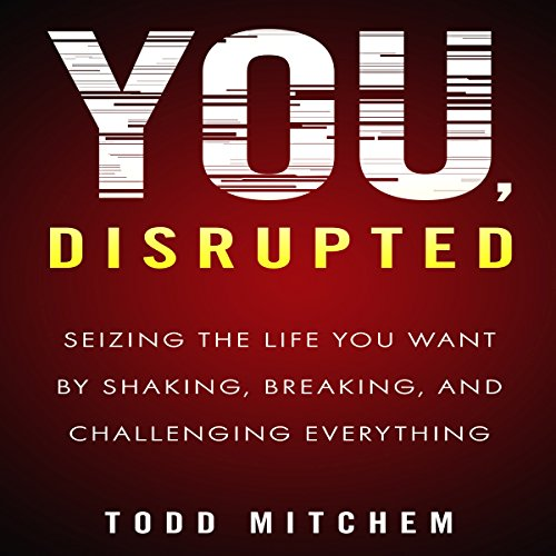 You, Disrupted audiobook cover art