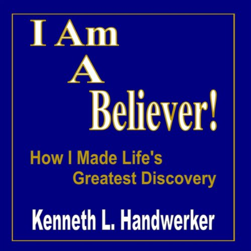 I Am A Believer! audiobook cover art