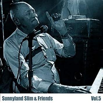 Sunnyland Slim & Friends, Vol. 5