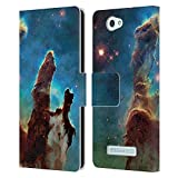 Official Cosmo18 Nebula's Pillars Space 2 Leather Book