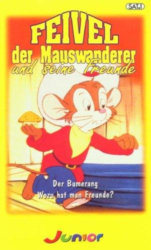 Feivel, der Mauswanderer und seine Freunde 3: der Bumerang u.a. [VHS]