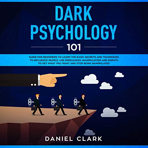 Dark Psychology 101 cover art