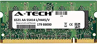 2GB Stick for HP-Compaq EliteBook Series 2530p 2730p 6930p 8530p 8530w 8730w. SO-DIMM DDR2 Non-ECC PC2-6400 800MHz RAM Memory. Genuine A-Tech Brand.