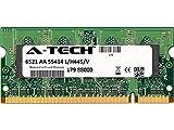 A-Tech 2GB Stick HP-Compaq Presario Notebook CQ61-408SL CQ61-408TX CQ61-410EG CQ61-410EM CQ61-410SB CQ61-410SP CQ61-410SW CQ61-410US CQ61-411WM SO-DIMM DDR2 Non-ECC PC2-6400 800MHz RAM Memory