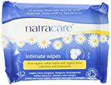 Natracare Organic Intimate Cotton Wipe - 12 Pack Value Size (144 Wipes...